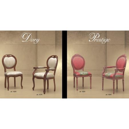Morello Gianpaolo Red catalogue стулья и полукресла - Фото 15
