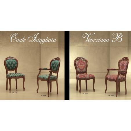 Morello Gianpaolo Red catalogue стулья и полукресла - Фото 1