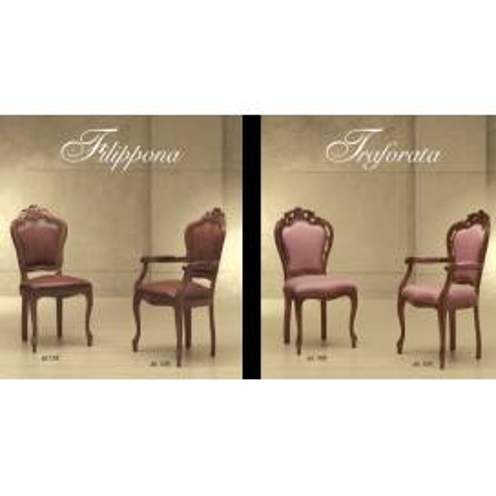 Morello Gianpaolo Red catalogue стулья и полукресла - Фото 12