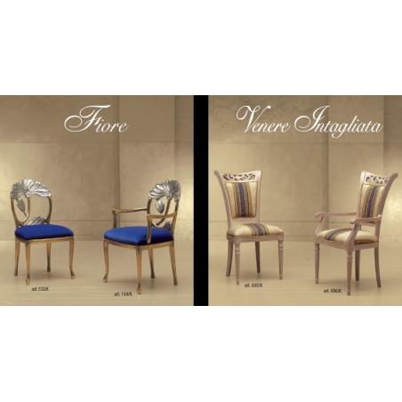 Morello Gianpaolo Red catalogue стулья и полукресла - Фото 20