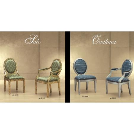 Morello Gianpaolo Red catalogue стулья и полукресла - Фото 21