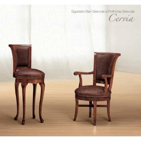Morello Gianpaolo Red catalogue барные стулья - Фото 3