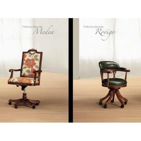 Morello Gianpaolo Red catalogue кресло руководителя - Фото 2