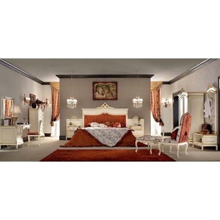 Modenese Gastone Casanova спальня - Фото 7