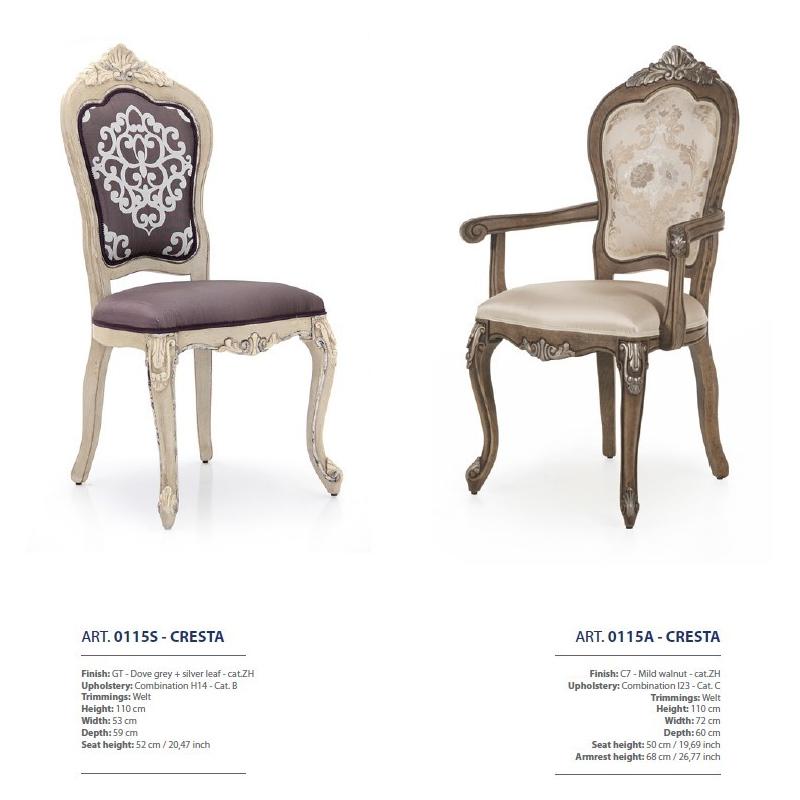 Sevensedie Classico стулья и полукресла