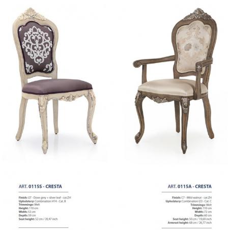 Sevensedie Classico стулья и полукресла - Фото 1