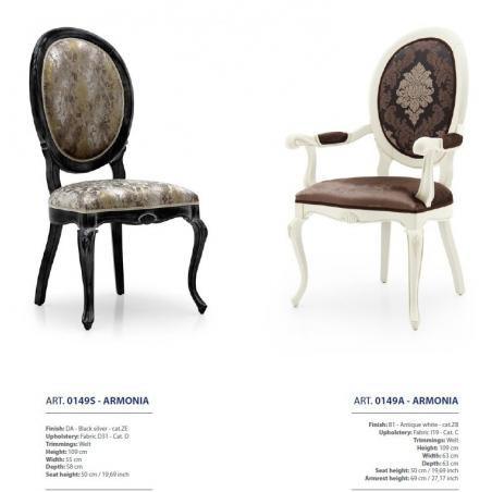 Sevensedie Classico стулья и полукресла - Фото 4