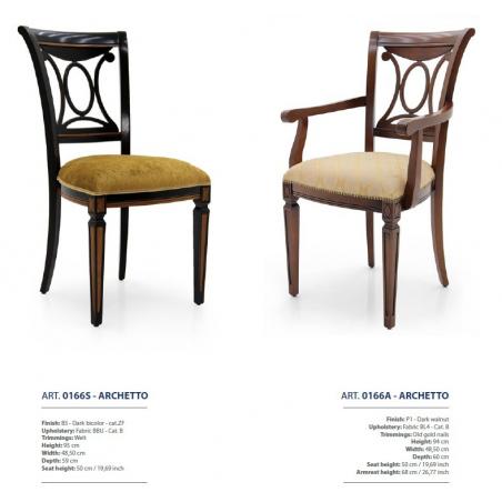Sevensedie Classico стулья и полукресла - Фото 5