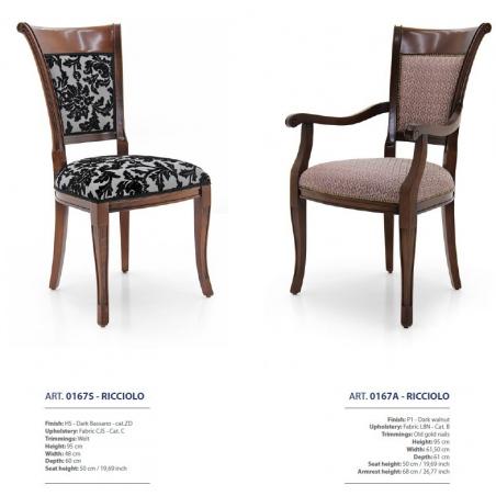 Sevensedie Classico стулья и полукресла - Фото 6