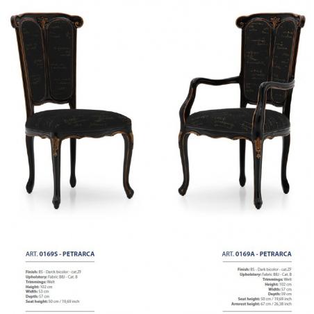 Sevensedie Classico стулья и полукресла - Фото 7