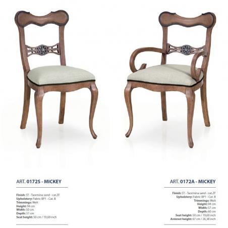 Sevensedie Classico стулья и полукресла - Фото 8