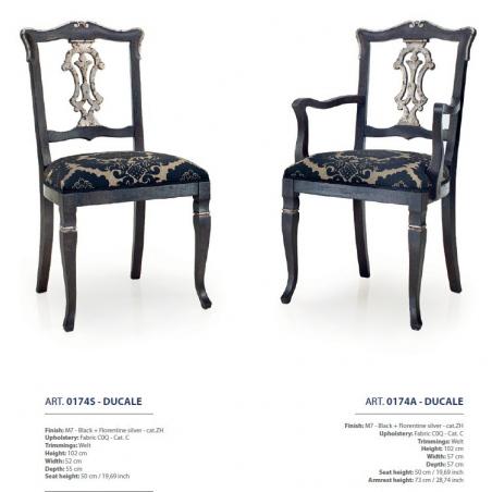 Sevensedie Classico стулья и полукресла - Фото 9