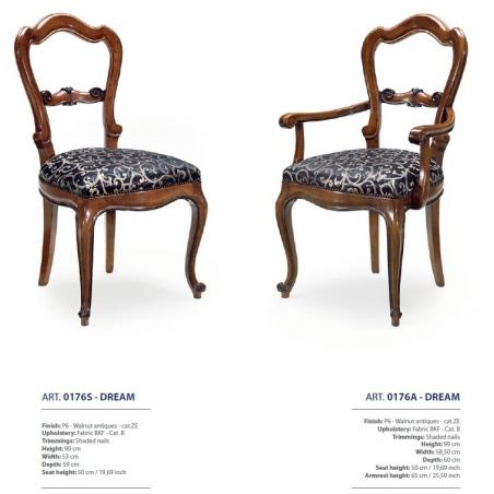 Sevensedie Classico стулья и полукресла - Фото 10