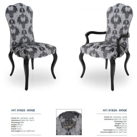 Sevensedie Classico стулья и полукресла - Фото 11