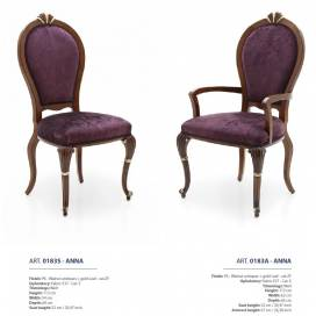 Sevensedie Classico стулья и полукресла - Фото 12
