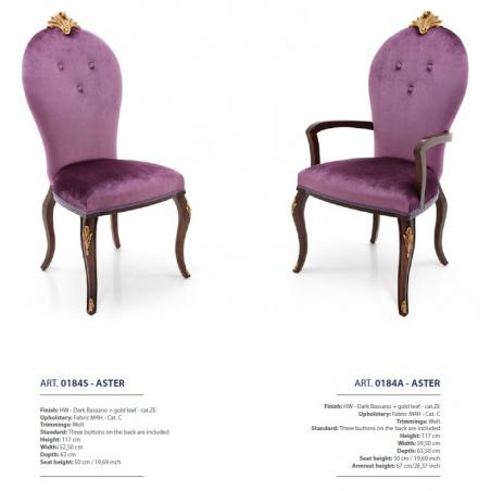 Sevensedie Classico стулья и полукресла - Фото 13