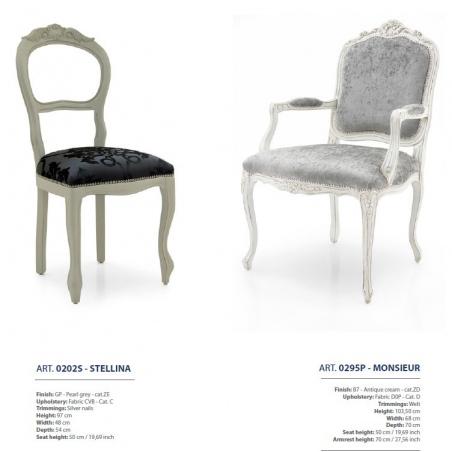 Sevensedie Classico стулья и полукресла - Фото 16