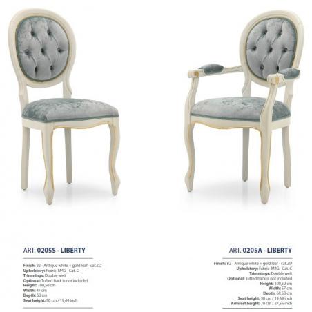 Sevensedie Classico стулья и полукресла - Фото 17