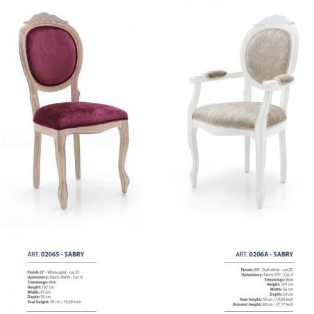 Sevensedie Classico стулья и полукресла - Фото 18