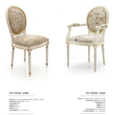 Sevensedie Classico стулья и полукресла - Фото 23