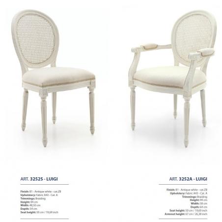 Sevensedie Classico стулья и полукресла - Фото 24