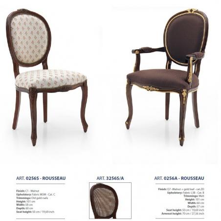 Sevensedie Classico стулья и полукресла - Фото 25