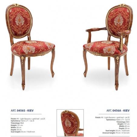 Sevensedie Classico стулья и полукресла - Фото 26