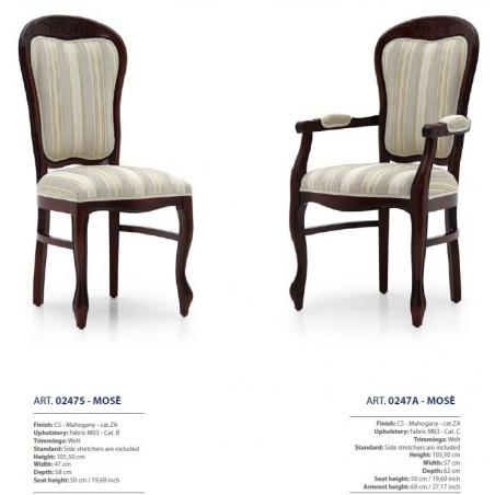 Sevensedie Classico стулья и полукресла - Фото 29