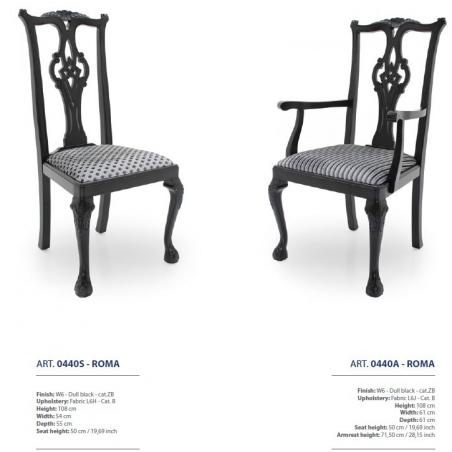 Sevensedie Classico стулья и полукресла - Фото 31
