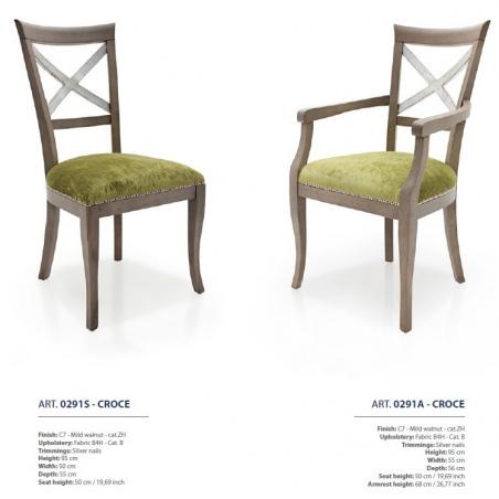 Sevensedie Classico стулья и полукресла - Фото 36