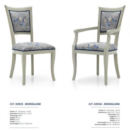 Sevensedie Classico стулья и полукресла - Фото 37