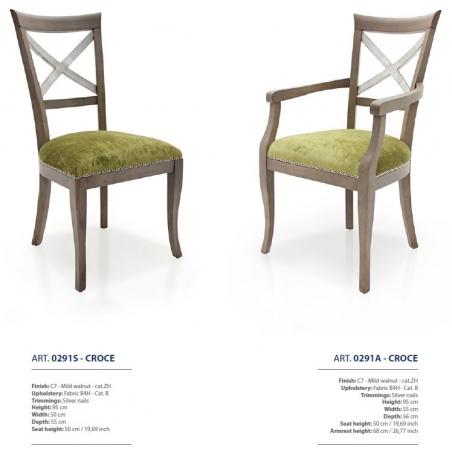Sevensedie Classico стулья и полукресла - Фото 38