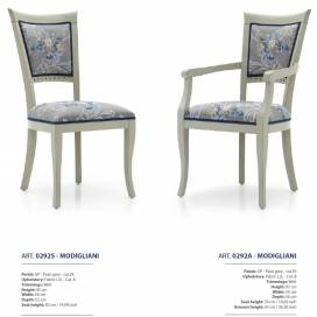 Sevensedie Classico стулья и полукресла - Фото 39