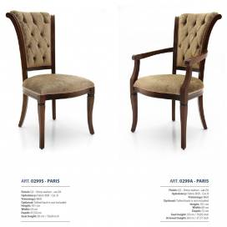 Sevensedie Classico стулья и полукресла - Фото 40