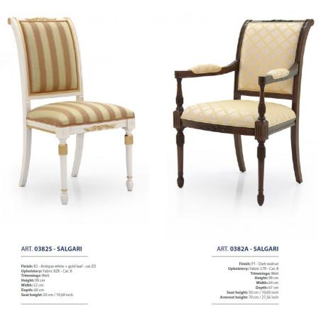 Sevensedie Classico стулья и полукресла - Фото 41