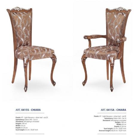 Sevensedie Classico стулья и полукресла - Фото 44