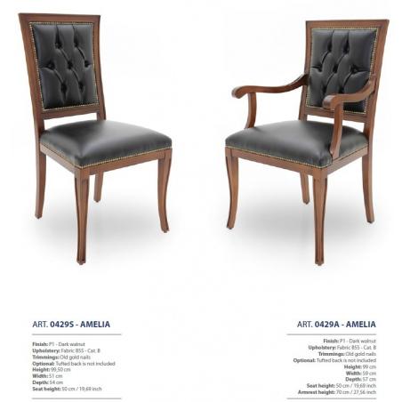 Sevensedie Classico стулья и полукресла - Фото 45
