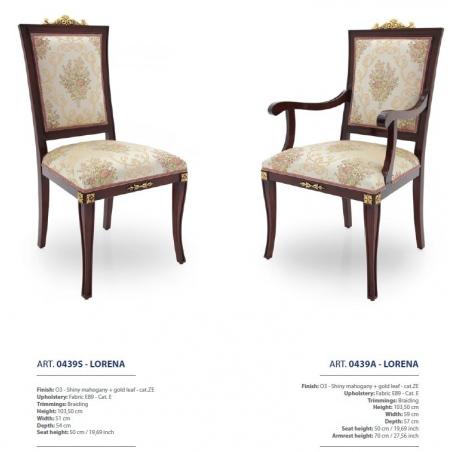 Sevensedie Classico стулья и полукресла - Фото 46