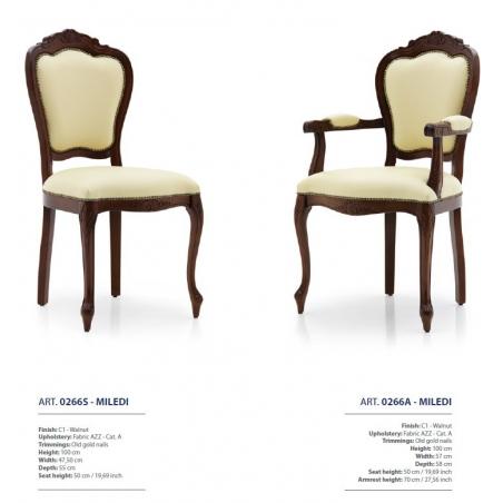 Sevensedie Classico стулья и полукресла - Фото 47