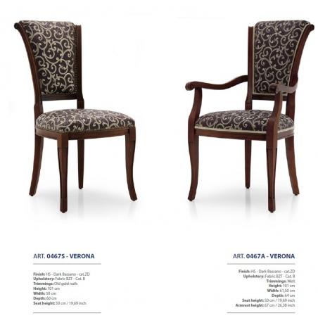 Sevensedie Classico стулья и полукресла - Фото 48