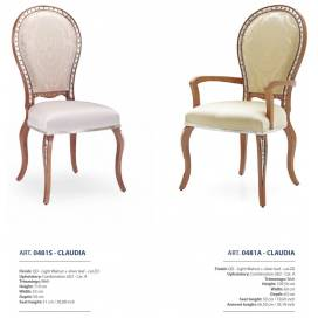 Sevensedie Classico стулья и полукресла - Фото 49
