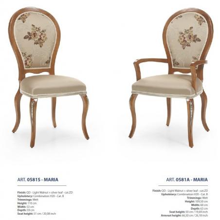 Sevensedie Classico стулья и полукресла - Фото 50