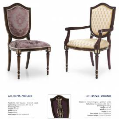 Sevensedie Classico стулья и полукресла - Фото 51