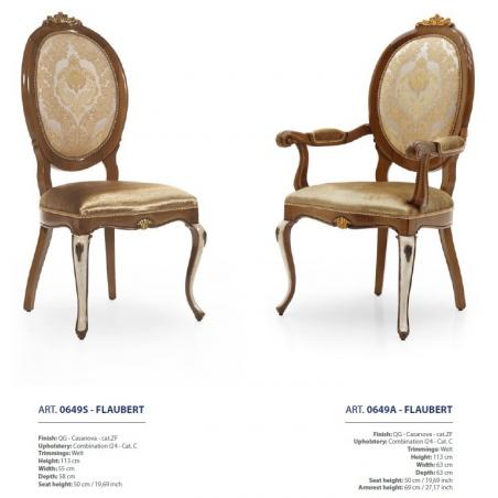 Sevensedie Classico стулья и полукресла - Фото 52