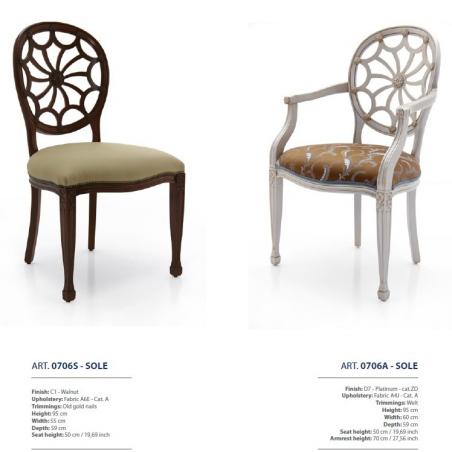 Sevensedie Classico стулья и полукресла - Фото 53