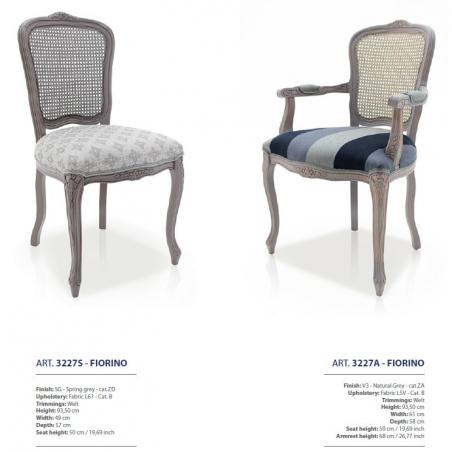 Sevensedie Classico стулья и полукресла - Фото 54