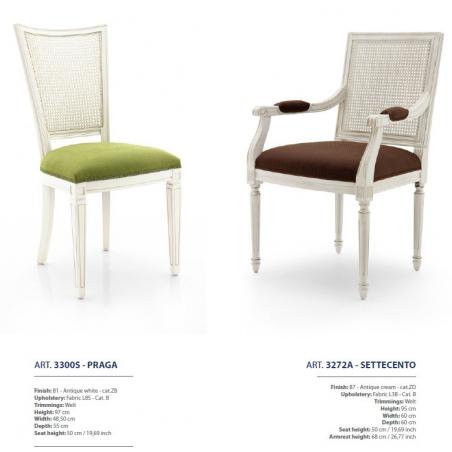 Sevensedie Classico стулья и полукресла - Фото 56