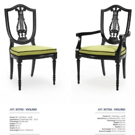 Sevensedie Classico стулья и полукресла - Фото 57