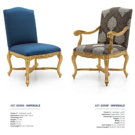 Sevensedie Classico стулья и полукресла - Фото 59