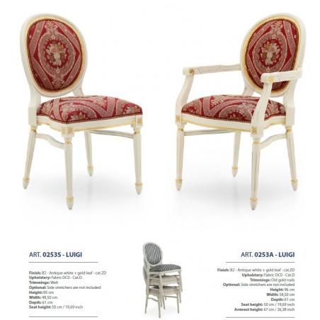 Sevensedie Classico стулья и полукресла - Фото 61